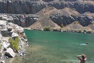 From Ayia Napa: Off-Road Tour to an Enchanted Lagoon