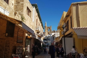 From Limassol: Private Full-Day Famagusta & Ghost Town Tour