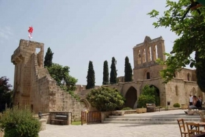 From Nicosia: Half-Day St. Hilarion Castle & Bellapais Tour