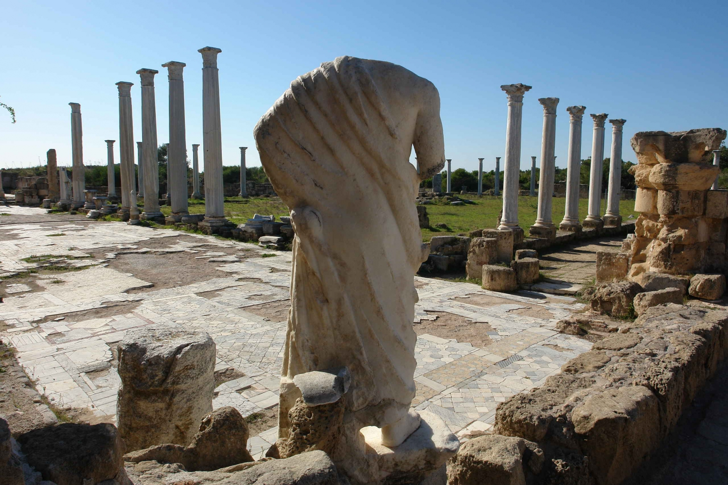 From Paphos and Limassol: Discover Famagusta