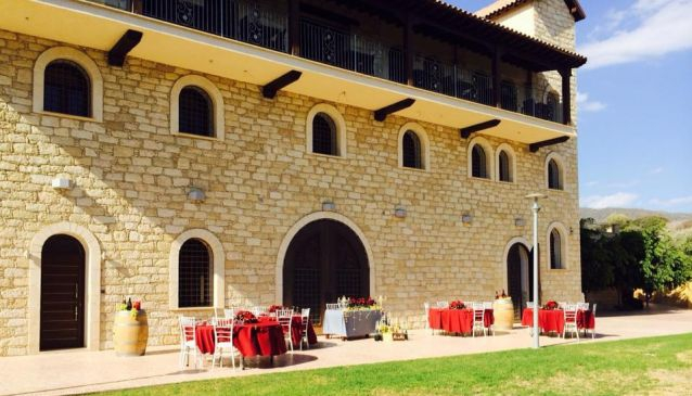 Hadjiantonas Winery Limassol - Weddings