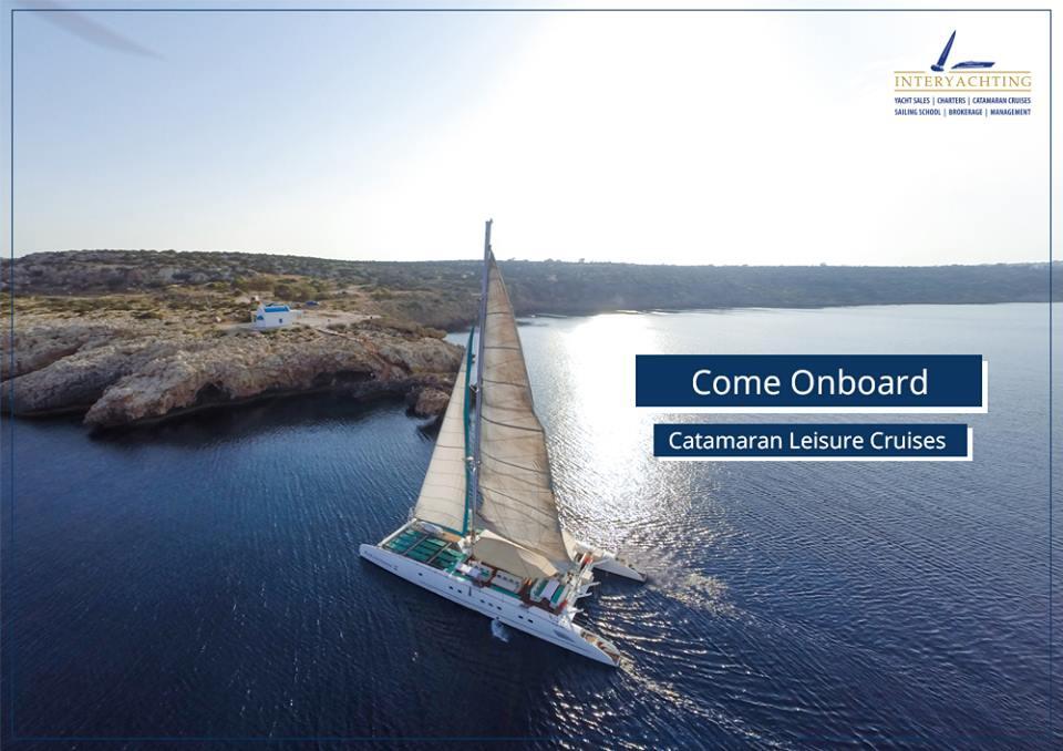 Interyachting Catamaran Leisure Cruises