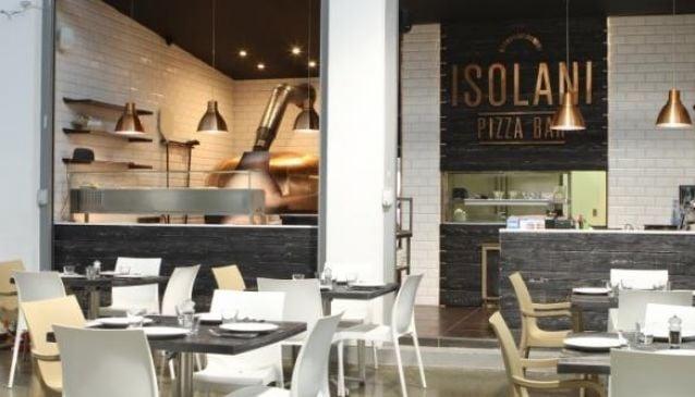 Isolani Pizza Bar