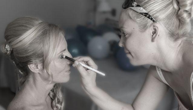 Jennifer Ellis - Make-Up Artist