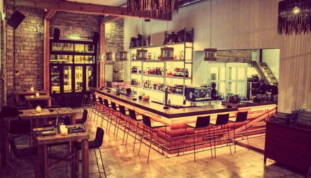 Just..Kitchen bar