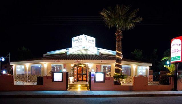 Masalas Indian Restaurant