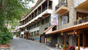 Mountain Rose Hotel