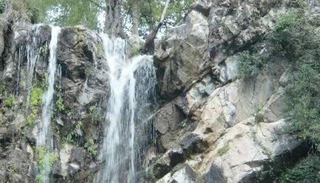 Myllomeris Falls