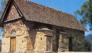 Panagia tis Asinou Church