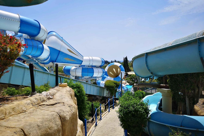 Paphos: 7-Day Aphrodite Waterpark Pass