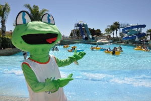 Paphos: Aphrodite Waterpark Admission