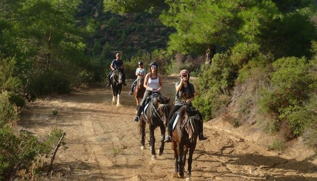 Ride in Cyprus
