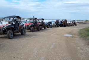 Seaside and off Road Quad/UTV Safari in Paphos