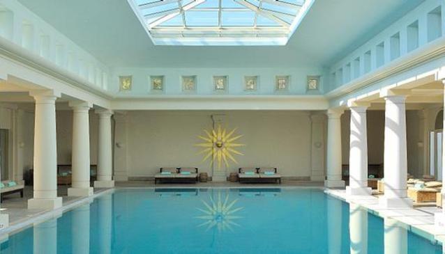 Thalassa Spa in the Anassa Hotel