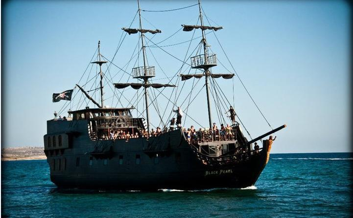 Black Pearl Pirate Tours