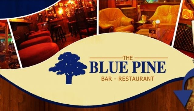 The Blue Pine Bar & Restaurant in Cyprus | My Guide Cyprus