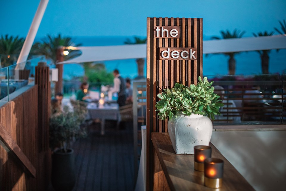 The Deck at Alion Beach Hotel