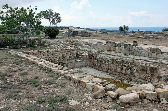 The Sanctuary of Aphrodite