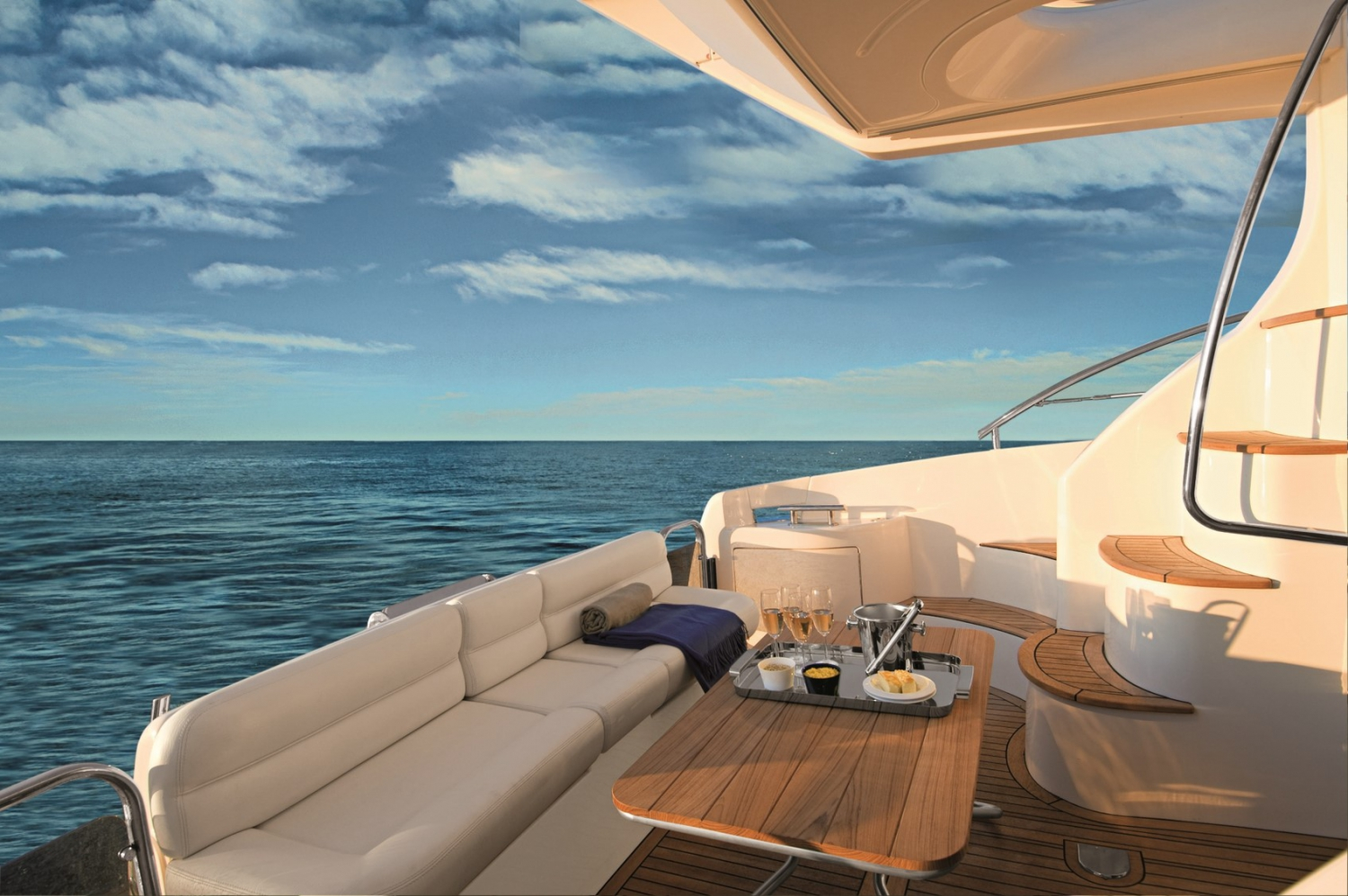 Luxury Time Charters