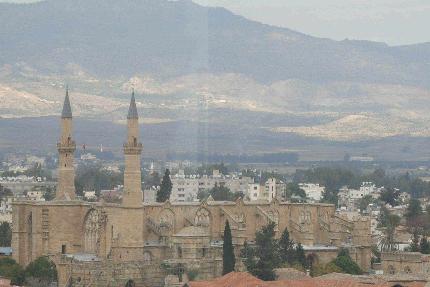 Welcome to Nicosia: Private Tour with a Local