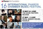 16th International Pharos Chamber Music Festival