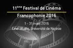 Francophonie 2016 - 11th Film Festival