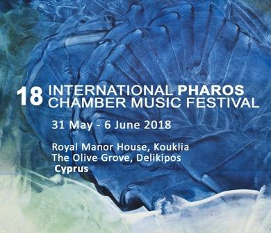 18th International Pharos Chamber Music Festival