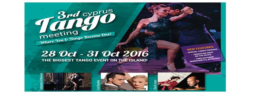 3rd Cyprus Tango Meeting