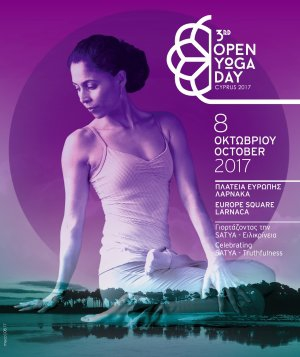 3rd Open Yoga Day Cyprus