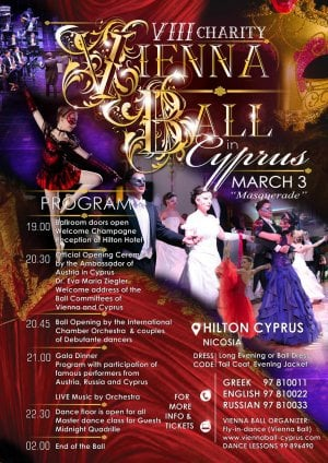 8th Charity Vienna Ball