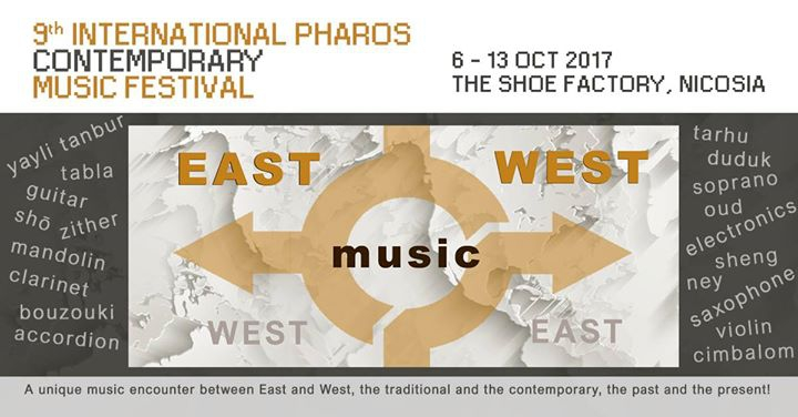 9th International Pharos Contemporary Music Festival