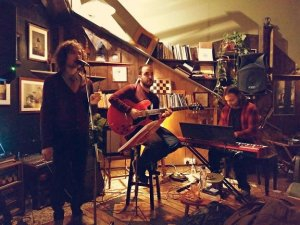 A jazz evening with the Sung Mellow