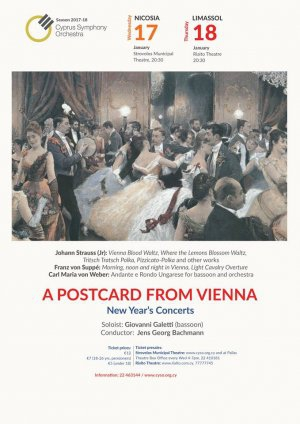 A Postcard from Vienna