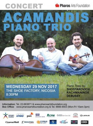 Acamandis Piano Trio