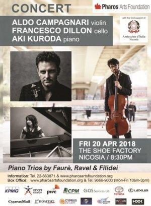 Aldo Campagnari - Francesco Dillon - Aki Kuroda