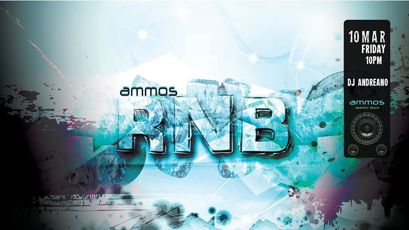 Ammos RNB party 11.02.17