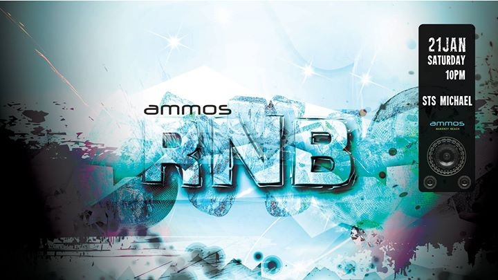 Ammos RNB party 21.01.17