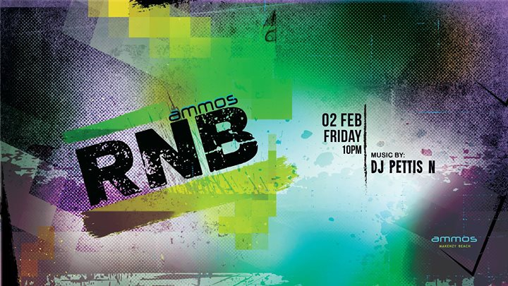 Ammos RNB party | Friday 02.02.18