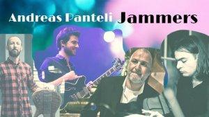 Andreas Panteli Jammers Jazz Party & Jam