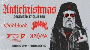 Antichristmas (Godblood, Nekhrah, Zivanished, Kraama)