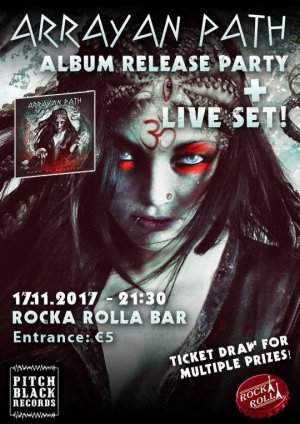 Arrayan Path - New Album Official Release Party