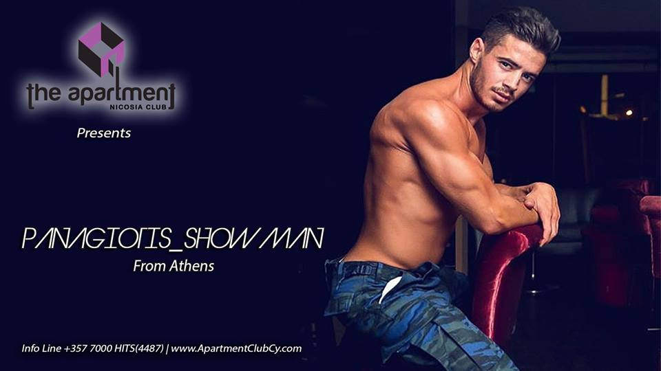 Athens by Night with special guest Panagioti ShowMan