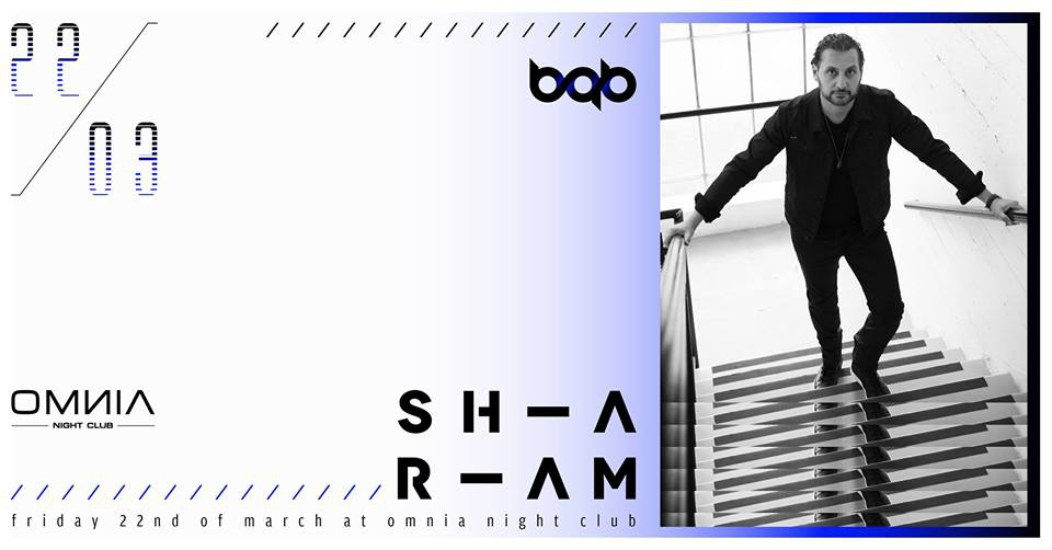 Bass Goes Boom presents Sharam
