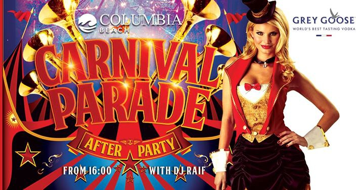 Carnival Parade After Party