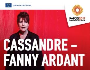 Cassandre - Fanny Ardant