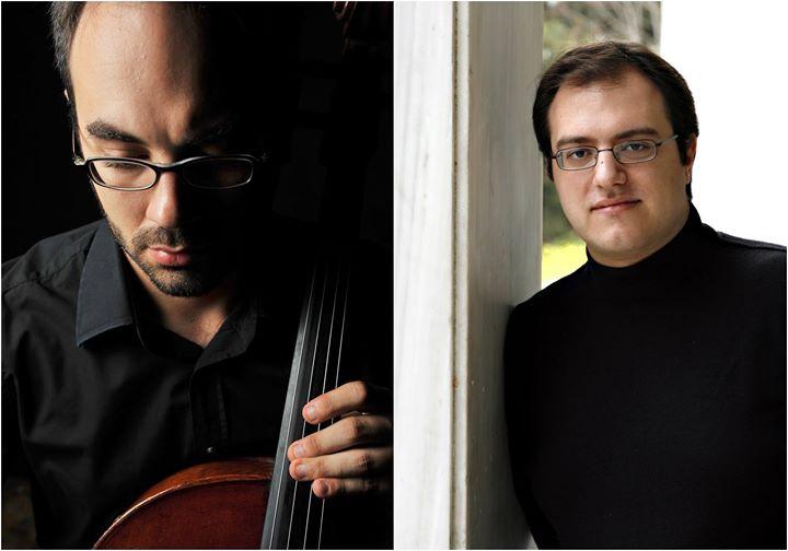 Cello & Piano Recital: Angelos Liakakis & Titos Gouvelis