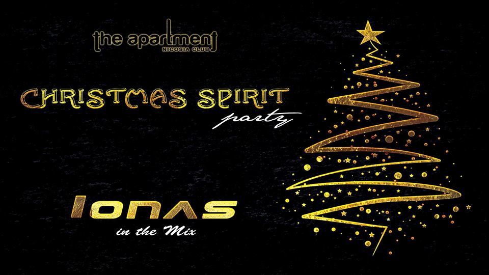 Christmas Day | 25DEC at the Apartment Nicosia Club