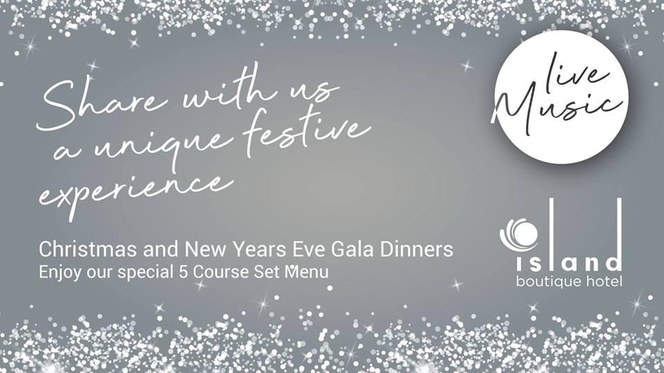 Christmas Eve & New Years Eve Gala Dinner
