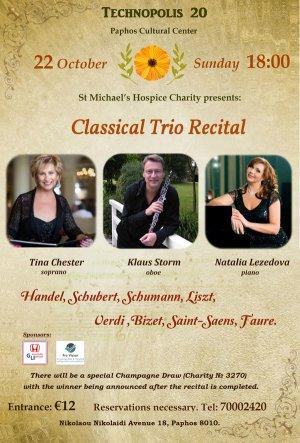 Classical Trio Recital