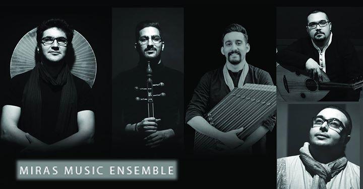 Concert: An Evening of Persian Classical Music - Ensemble Miras
